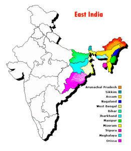 East-India-map